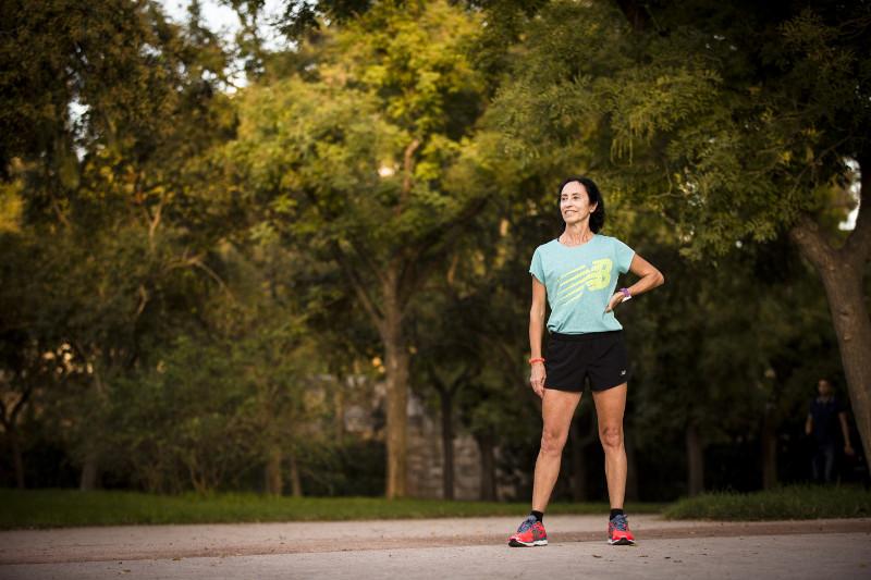 aurora perez mujeres que corren