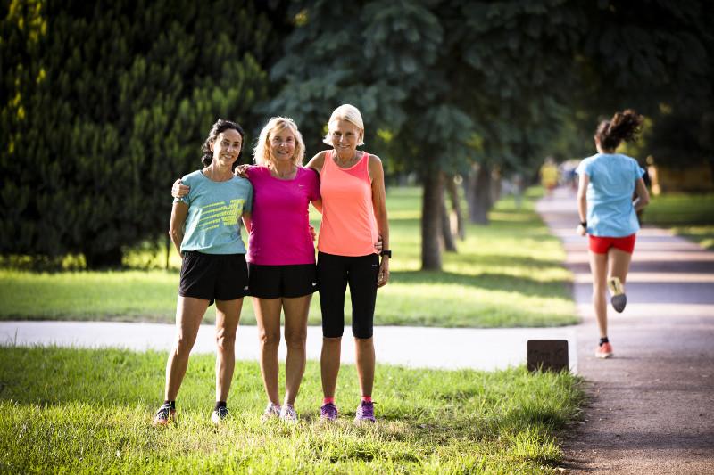 aurora perez atleta mujeres que corren