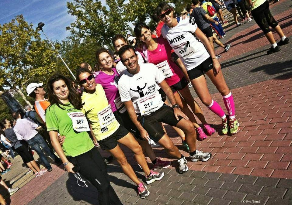 Historias de mujeres que corren