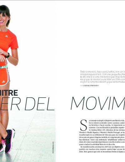 La Tercera de Chile - Revista Mujer I